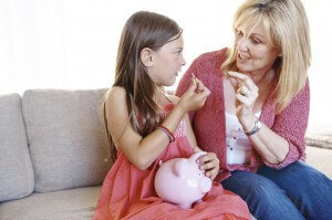 Teach children vauable money lessons