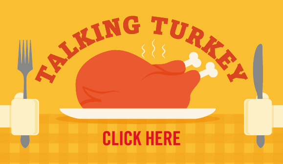 Infographic: Talking Turkey