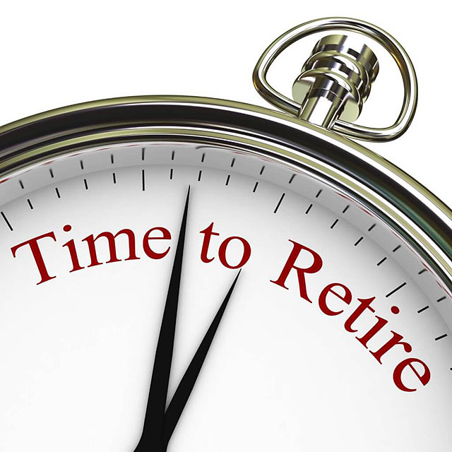 The retirement savings clock is ticking down