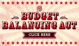 Infographic: Budget Balancing Act
