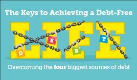 Keys to a Debt Free Life
