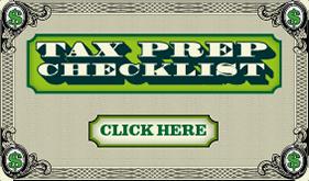 2015 Tax Prep Checklist