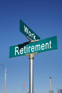 The crossroads between retirement and continuing to work