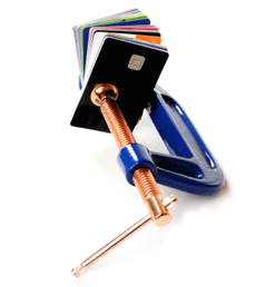 Credit card consolidation offers debt relief