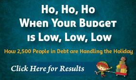 Ho, Ho, Ho When Budgets are Low