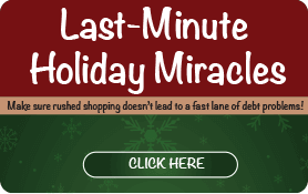 Infographic: Last Minute Holiday Miracles