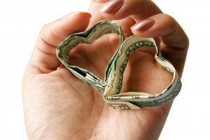 Can you feel the financial love in the air?