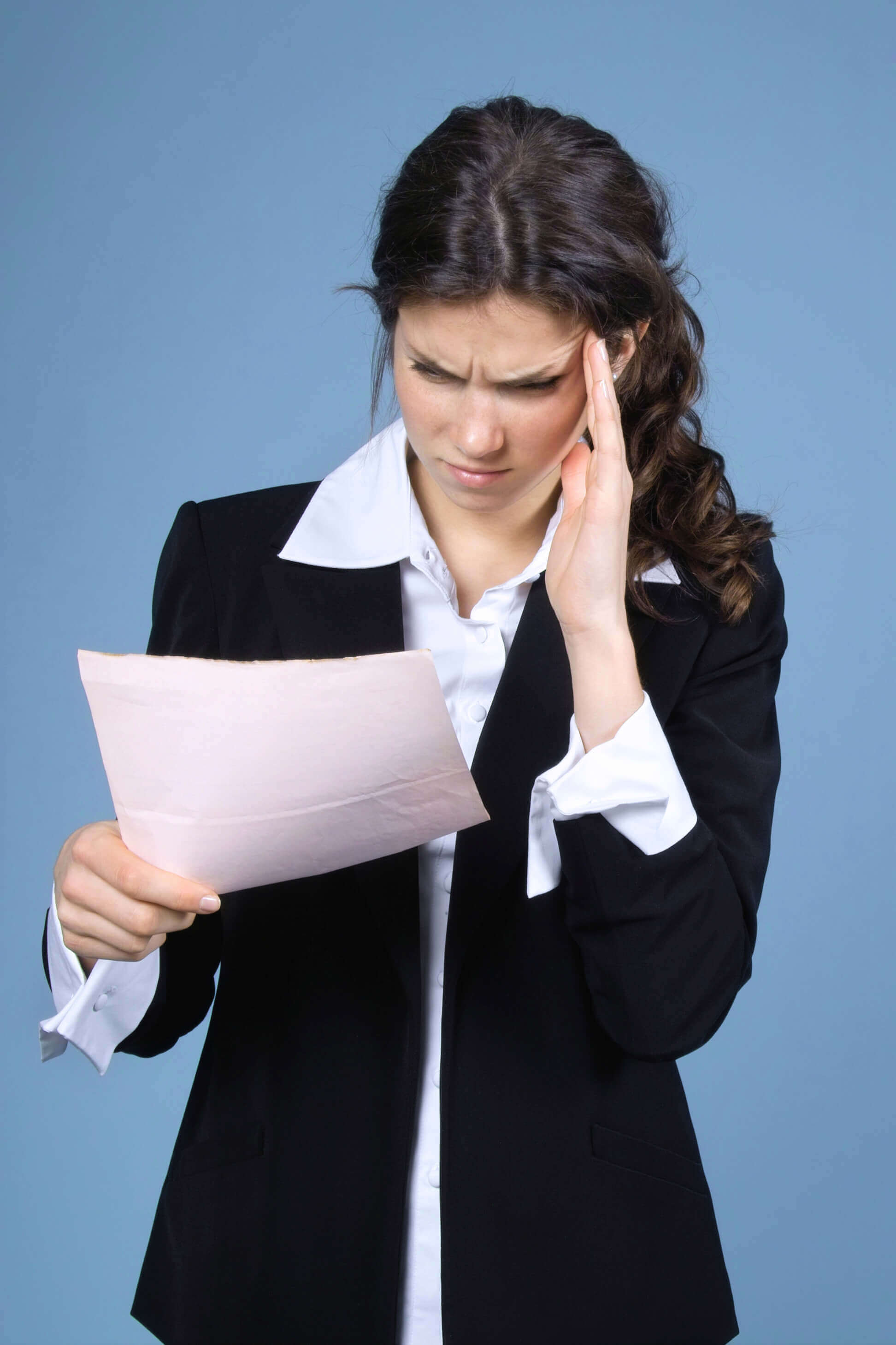 Financial anxiety creates stress in your life