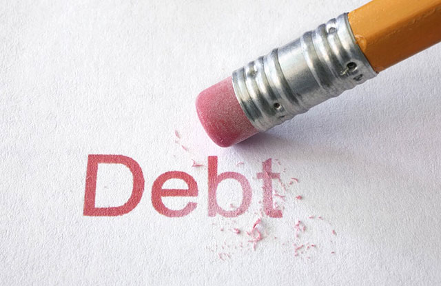 Get ready to erase your debt with credit card debt reduction