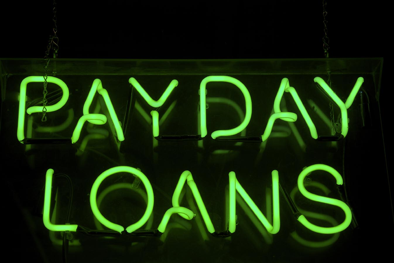 What to do if you can't pay back your loan