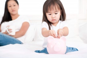 Do your financial lessons go beyond the piggy bank?