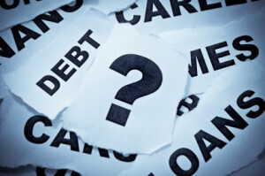 Types of debt and credit plays a key role in your credit score