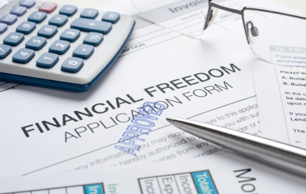 Find financial freedom with debt consolidation