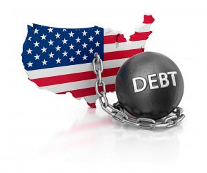 Credit card debt decreases in January but overall debt remains high