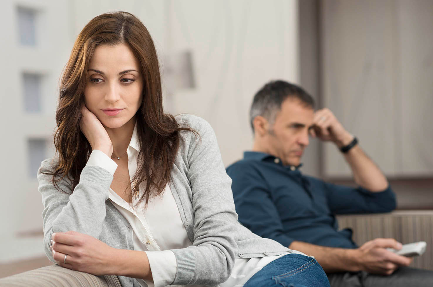 Financial abuse and infidelity hurt you both