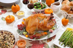 Plan a holiday meal on a budget