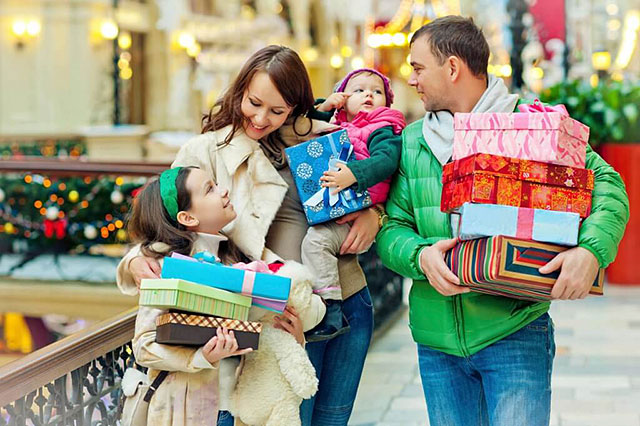 Holiday Spending Stress