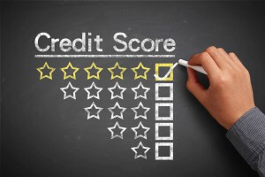 Achieve the credit score you want