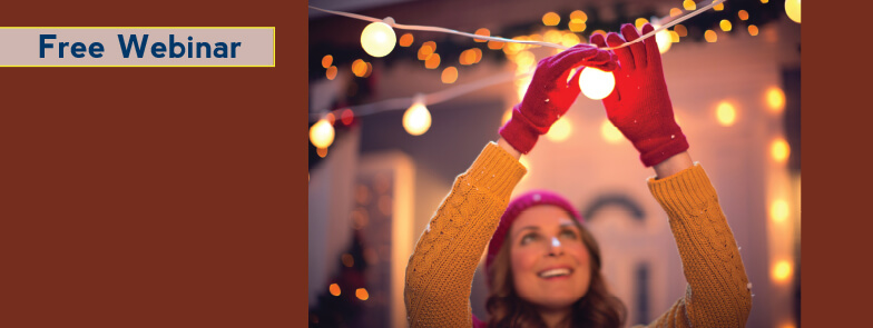Holiday saving and budgeting strategy webinar