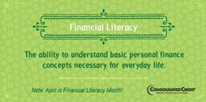Financial literacy tip
