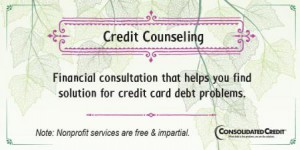 Credit counseling financial literacy tip