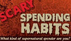 Infographic: Scary Spending Habits