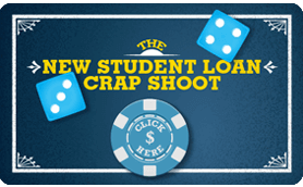 Infographic: Student Loan Crap Shoot