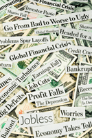 Financial meltdown