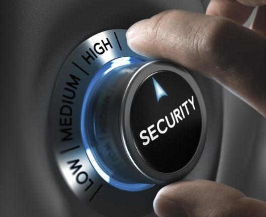 Increasing security following a credit card data breach