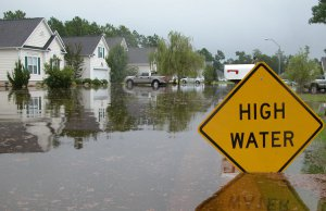 High waters flooded many parts of the Northeast during Hurricane Sandy