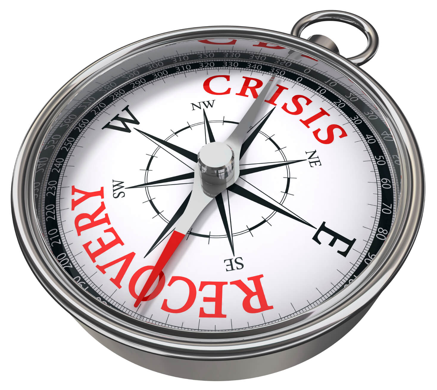 Financial advisers are optimistic that our financial compass will point to recovery soon