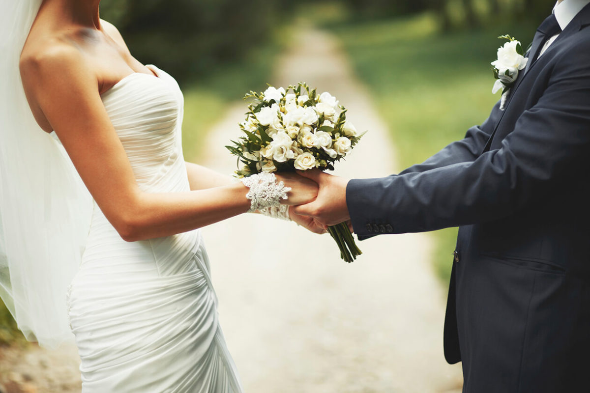 What happens to your credit when you get married?