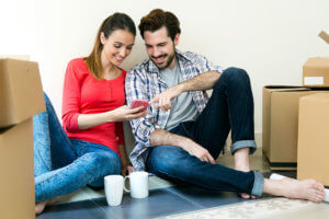 Make sure both spouses are ready for mortgage approval so you can move in