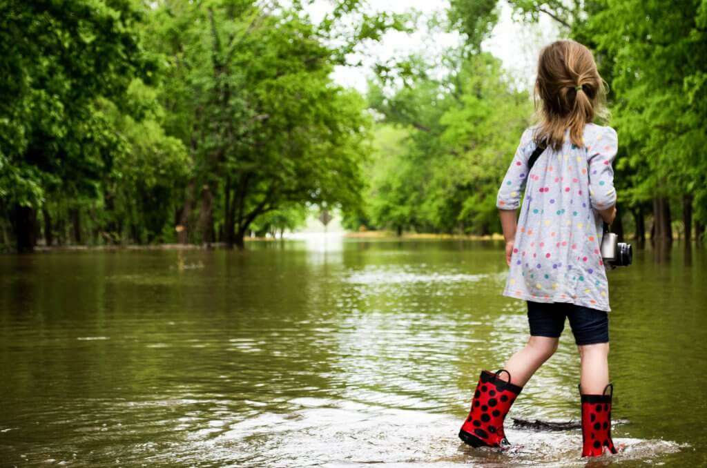Hurricanes and floods can also lead to financial disaster after the storm