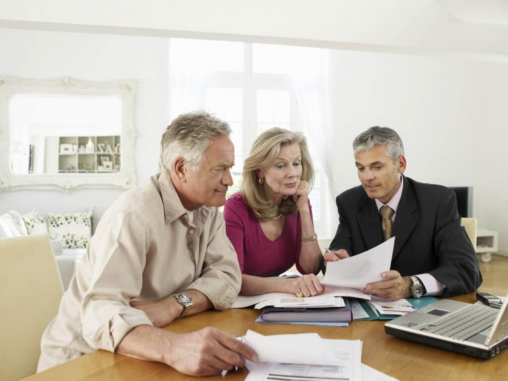 Seniors will hear good news from a mortgage consultant