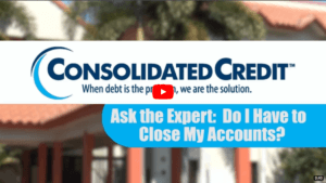 Ask the Expert: Do I have to Close My Accounts?