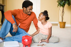 Allowance is a great way for a parent to teach their children to save money