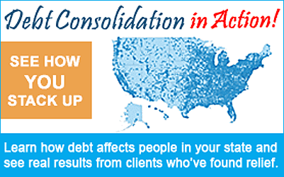 Go to the Debt Consolidation in Action Page
