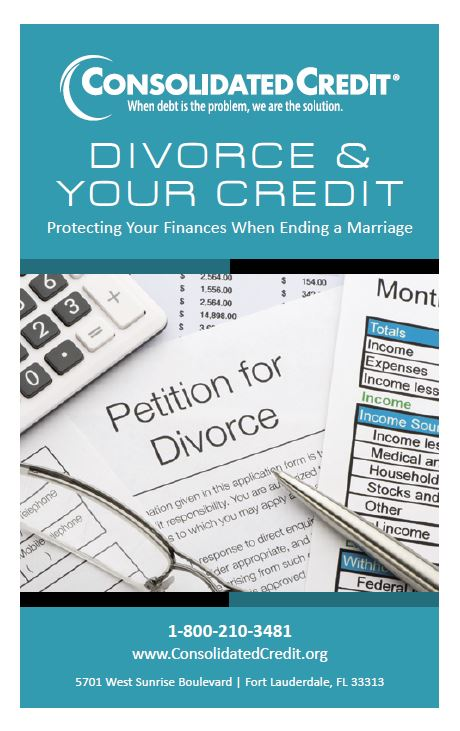 Divorce and Your Credit: Protecting Your Finances When Ending a Marriage