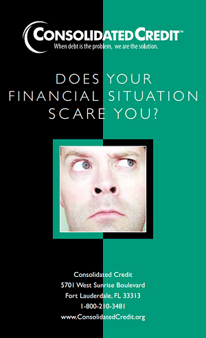 Scary Financial Situation Booklet