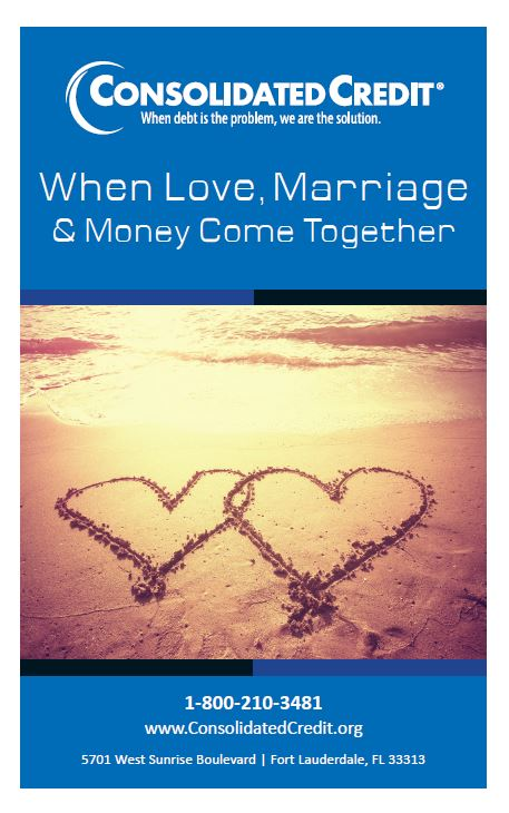 When Love, Marriage, and Money Come Together