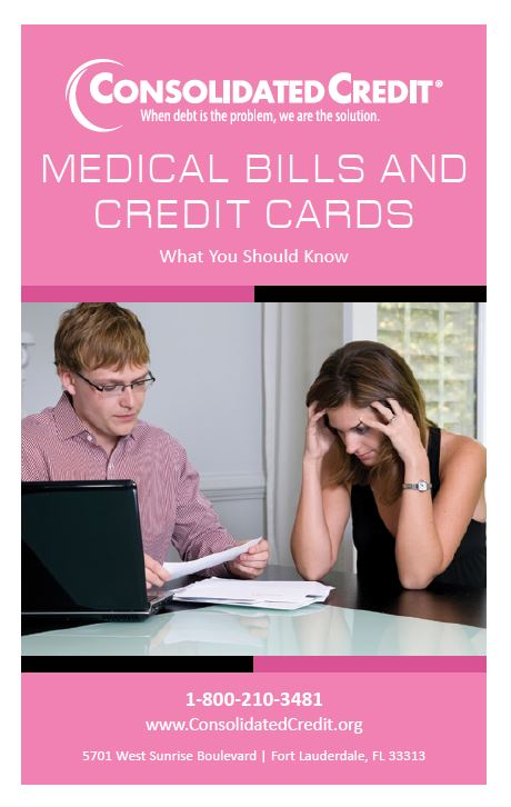 Medical Bills and Credit Cards: What You Should Know