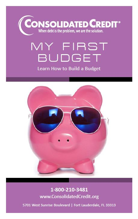 My First Budget: Learn How to Build a Budget