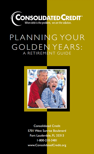 Planning Your Golden Years Booklet
