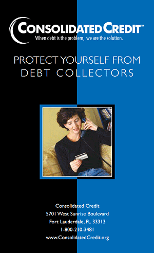 Protect Yourself from Debt Collectors Booklet
