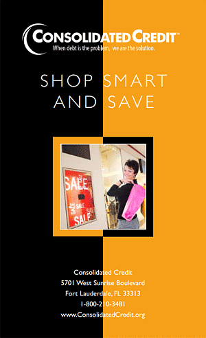 Shop Smart and Save Booklet