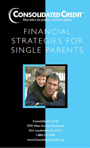 Financial Strategies for Single Parents Booklet