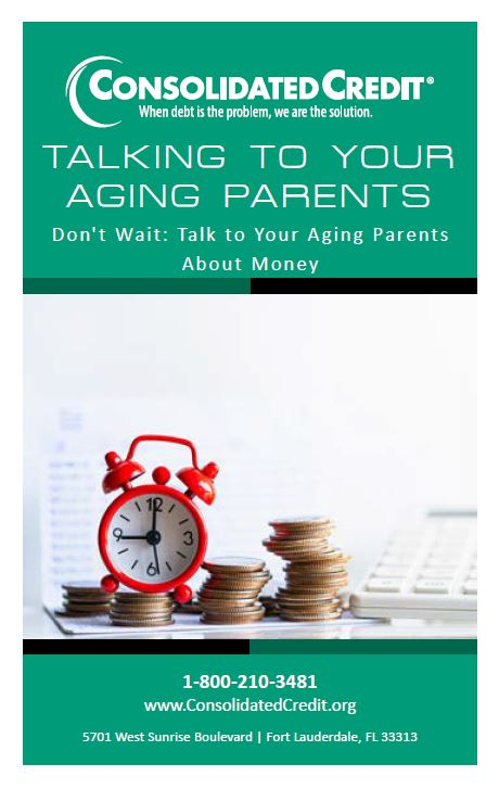 Talk to Your Aging Parents: Don't Wait to Talk to Your Aging Parents about Money