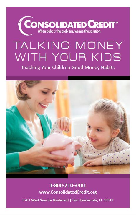 Talking Money with Your Kids: Teaching Your Children Good Money Habits