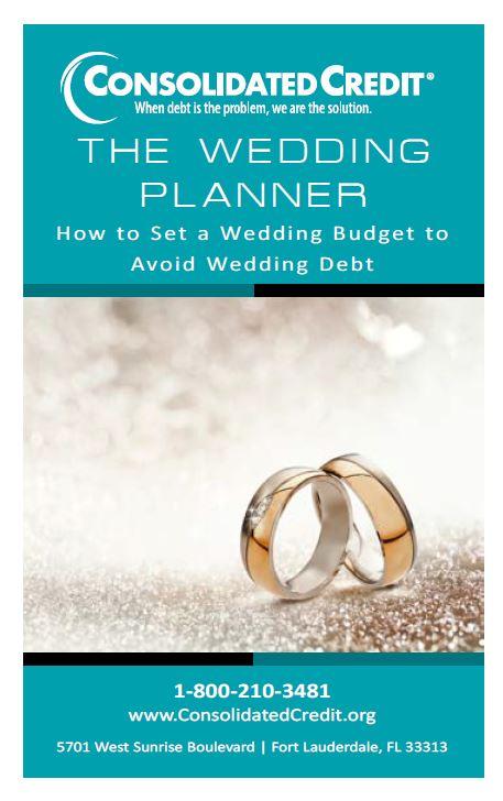 The Wedding Planner - How to Sett a Wedding Budget to Avoid Wedding Debt